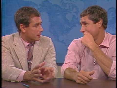 """WBZ TV-4 """"Sports Update"""" 1980s"""