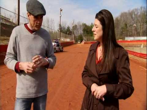 Evernham Talks About East Lincoln Speedway on SPEED Channel