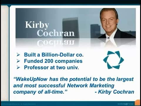 Do You Know / Wake Up Now CEO / KIRBY COCHRAN / INTERVIEW