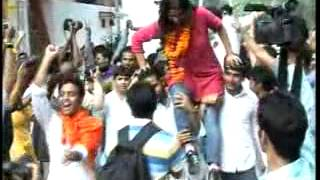 DUSU election: ABVP wins three posts, NSUI one