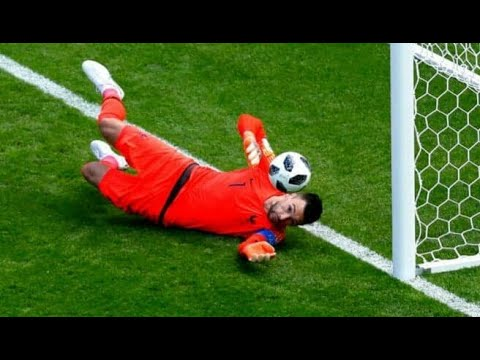 TOP 20 SAVES • FIFA World Cup 2018