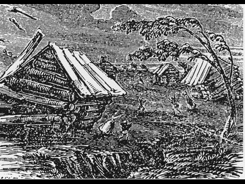 New Madrid - The Earthquakes of 1811 and 1812