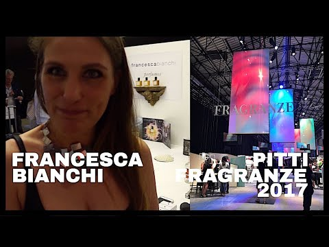 Francesca Bianchi @ Pitti Fragranze 2017 | Under My Skin Preview + Brand Overview