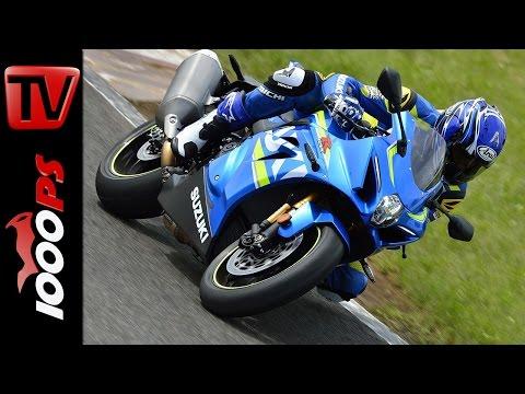 Suzuki GSX-R 1000 2017 Special - Über 200PS - Erste Testfahrt Eindrücke - Alle Technischen Daten