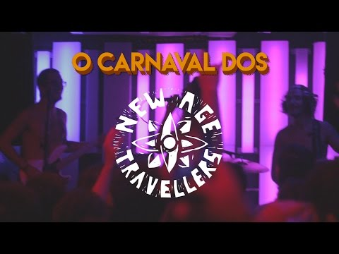 O Carnaval dos New Age Travellers