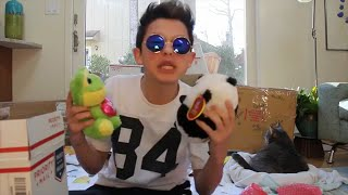 Jacob Sartorius Opening Fan Mail (Deleted Video)