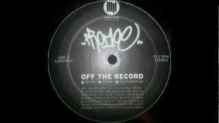 Promoe - Off the record (Dirty Version)