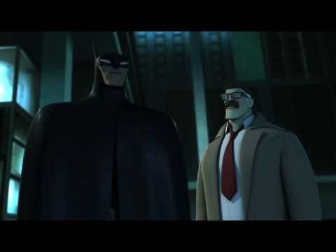 "BEWARE THE BATMAN ""Control"" clip 1 Episode # 9 Cartoon Network DC COMICS Animated TV Series"