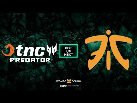 TNC Predator vs Fnatic Game 1 (BO2) l China dota2 Supermajor SEA Qualifiers