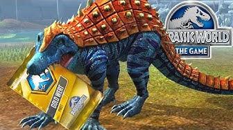 Jurassic World: Das Spiel #27 - Das JW 10K PACK & der STUFE 40 NUNDASUCHUS! | LP JW Deutsch