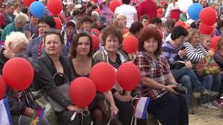 Открытие Крымского моста 15  05  2018  Праздник в Атамани