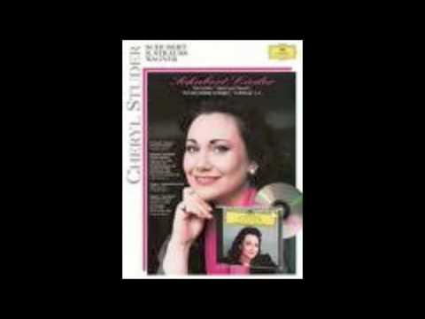 """Cheryl Studer Sings Pamina In Die Zauberflöte """"Ach, Ich Fühl's"""""""