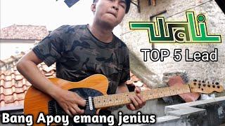 Download lagu 5 LEAD MELODI APOY WALI BAND // Bang Apoy emang jenius