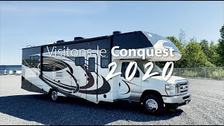 👀 Visitons le Conquest, de Gulfstream, 2020 | Roulottes Lupien
