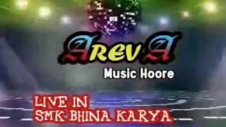 """AREVA MUSIK """"Surat Cinta Untuk Starla"""" Voc. Lintang, Live in SMK Bhina Karya"""