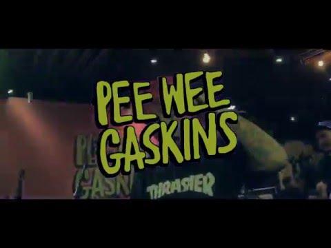 PEE WEE GASKINS - TERIAK SERENTAK (FOOTAGE VIDEO)