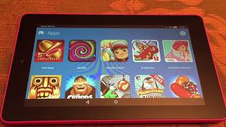 Setting Up a NEW Kindle for Freetime and Making it Kid Friendly