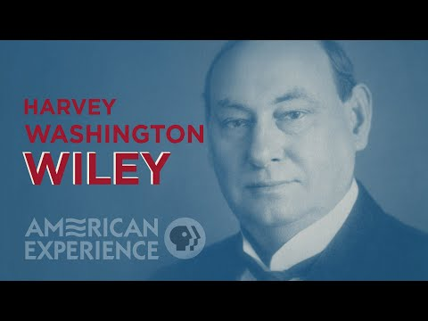 Dr. Harvey Wiley: Father of Pure Food | The Poison Squad | A