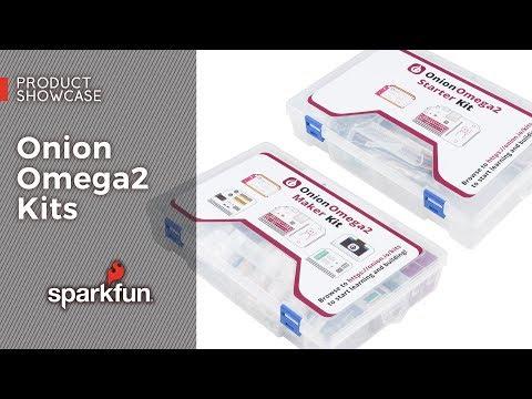 Product Showcase: Onion Omega2 Kits