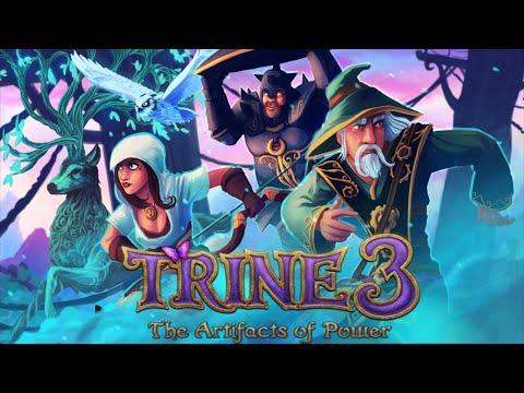 Trine 3: The Artifacts of Power | Let's Play | Part 6 | w/ BigDog, Tunkum & Gangsta |