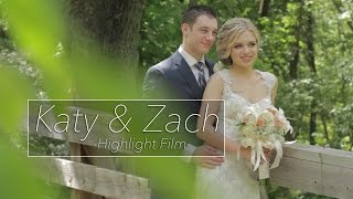 Katy & Zach - Wedding Highlight Film - Mackey Wedding Films