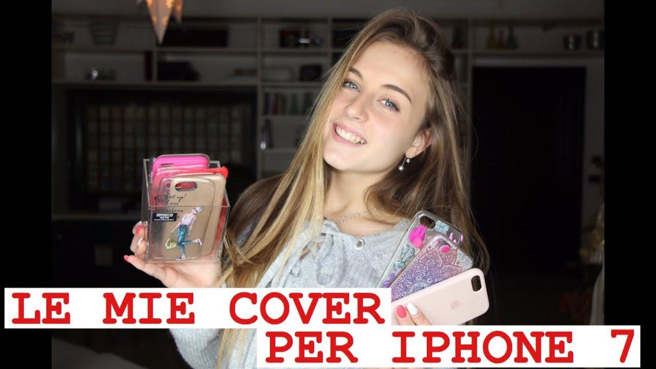 I Miei Regali Di Natale Ambrina04 Flash.Le Mie Cover Per Iphone 7 Vlogmas 3