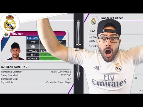 $500,000,000 WASTED IN EPIC TRANSFER WINDOW! - Real Madrid Career Mode FIFA 16 #19