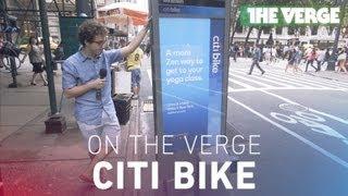 On The Verge: Man on the Street: Citi bikes