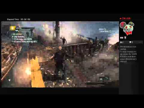 Sepy137's Assassins Creed IV - some naval contract - sink 3 ships