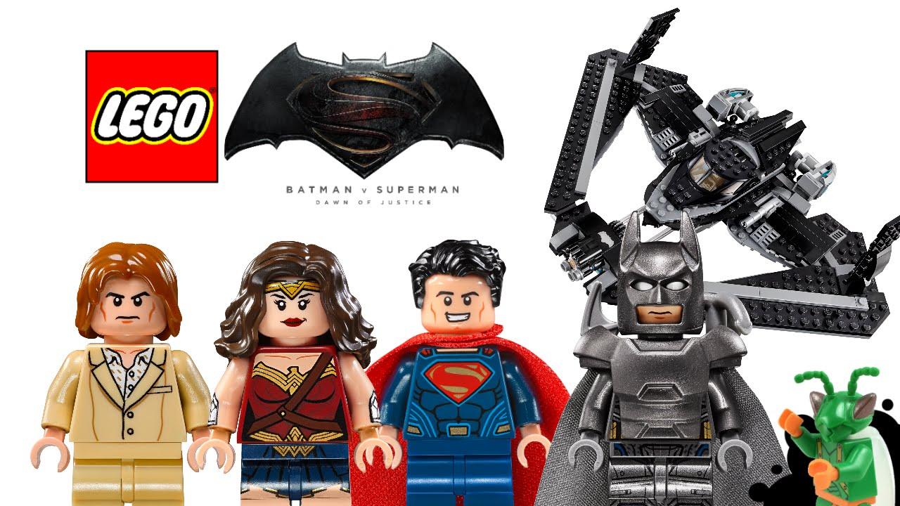 LEGO Batman V Superman Sets