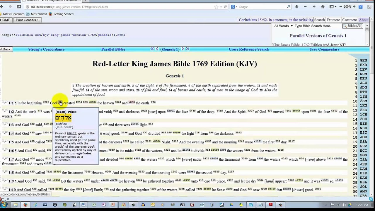 Crossway bible study tools