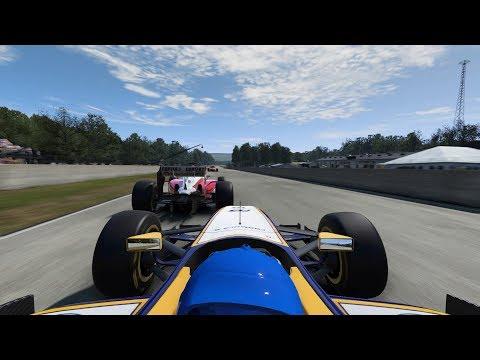 Project Cars:Road America:Formula-B:Race 6Laps:A.I 95