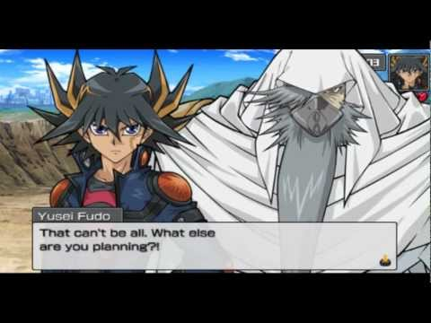 Yugioh 5D's Tag Force  5 Yusei story final with Credits
