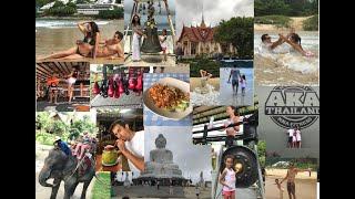 VLOG путешествие в Таиланд, отпуск на Пхукете лето 2019