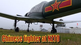 What type of aircraft is this at the Tokoroa Airfield? thumbnail