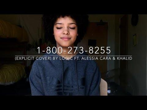 18002738255 explicit   Logic feat Alessia Cara & Khalid