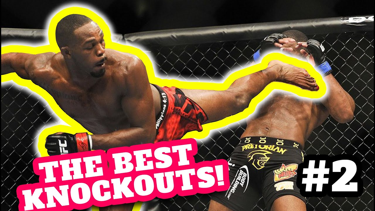Top 50 MMA knockouts #2 of 2020