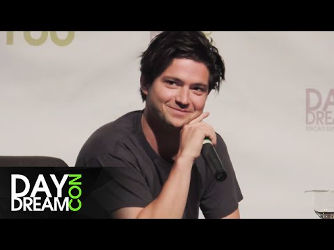 Thomas McDonell about Finn's Death  DDCon The 100 Brazil
