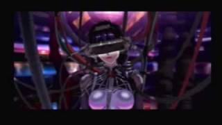 Ghost in the Shell PS game Anime Cut Scene 01