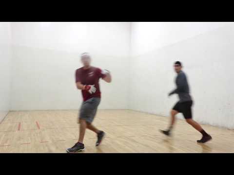 Jake Plummer Family Handball Bash & R48Pro Stop - V.Perez vs L.Moreno - Semis