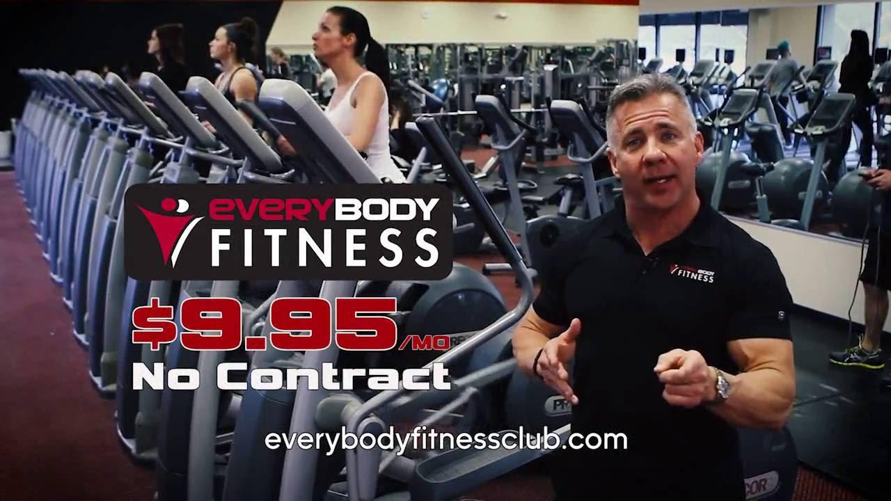 Everybody Fitness - FitnessRetro