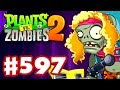 Plants vs. Zombies 2 - Gameplay Walkthrough Part 597 - Neon Mixtape Tour Greatest Hits!