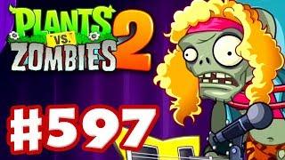 Plants vs. Zombies 2 - Gameplay Walkthrough Part 597 - Neon Mixtape Tour Greatest Hits!