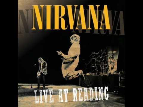 Nirvana  Breed  at Reading 1992