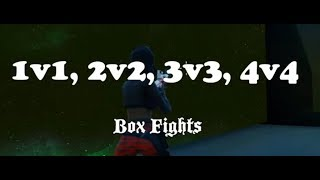 2v2 Box Fights Wagers