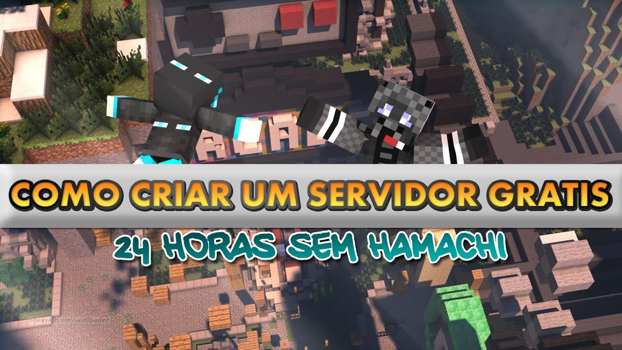 TUTORIAL - Como criar um servidor de Minecraft sem hamachi ...