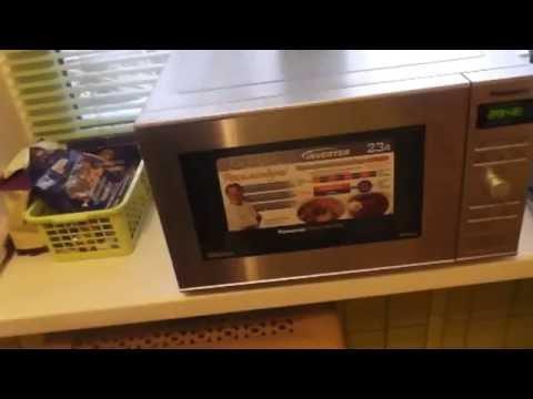 микроволновая печь panasonic nn-sd372s инструкция