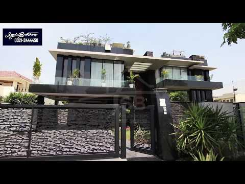 2 KANAL URBAN MODERN HOUSE IN DHA LAHORE BY SYED BROTHERS