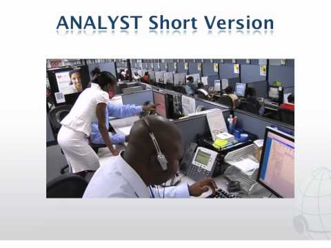 Contact Center Industry Analyst Video
