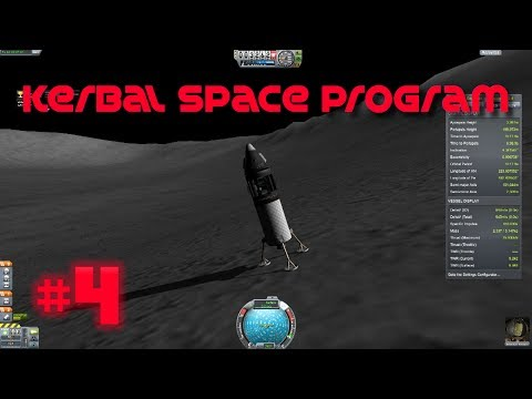 BigOto Plays KSP ★ Ep. 4: One Small Step for Fuel Efficiency